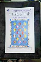1 fish, 2 fish - Cozy Quilt Designs Quilt Pattern
