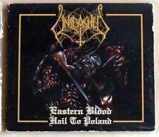 Unleashed – Eastern Blood, Hail to Poland (digipak) Swedish death metal live CD