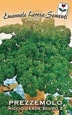300 Semi/Seeds PREZZEMOLO Riccio Muschiato