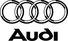 Autoaufkleber für Audi Fans