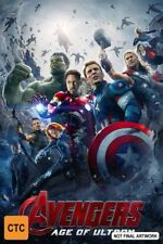 Avengers - Age Of Ultron (Blu-ray, 2018, 2-Disc Set)