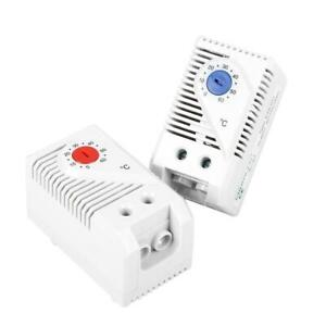 Termostato Meccanico Elettrico Regolabile Interruttore Termostato 0-60℃ IP20