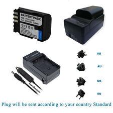 D-l190 Battery +Charger  for Pentax 645D 645Z K-1 II K-3 K5 IIs II K-7 K7 K3