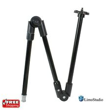 LimoStudio 3 Section 12 Inch Single Articulated Arm Camera Mount Bracket