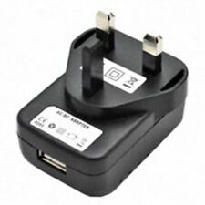 POWER SUPPLY 5V 1A USB UK PLUG