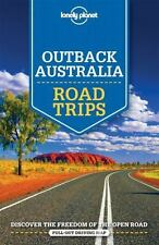 Lonely Planet Outback Australia Road Trips (Travel Guide)-ExLibrary