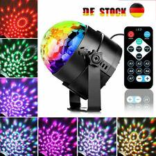 Disco Party Lights Bühnenlicht Blitz LED DJ Ball Indoor ?farbene Tanzbirnenlampe