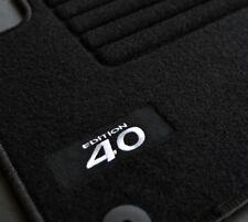 Tapis De Sol Qualité Volvo V40 Depuis 2012 Velours Logo Brodé NEUFS