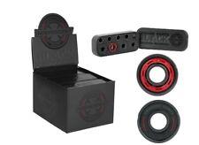 Independent Genuine Black Precision Inline Roller Skateboard Longboard Bearings