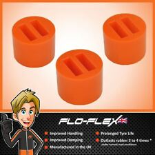FORD CORTINA Mk3 SUPPORTO SCARICO Spazzole in polietilene POLIURETANO flo-flex