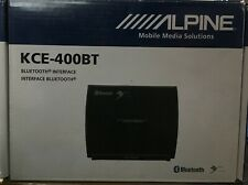 Alpine KCE-400BT Bluetooth Interface NEW