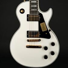 Gibson 2017 Les Paul Custom in Alpine White #CS702058