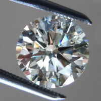 0.05 Ct Natural Earth Mined White Diamond Loose Round Cut F Color VS1 Clarity A+