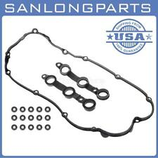 Valve Cover Gaskets Bolt Seals Fits for BMW E46 E39 E53 E36 X5 Z3 11129070990