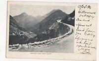 Montagu Pass Cape Colony South Africa 1904 Postcard 417a