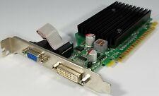 EVGA NVIDIA GeForce 8400 GS DVI VGA Windows 10 PCIe x16 Video Card 512P3N725LR