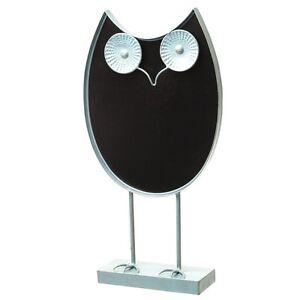 Heaven Sends Extra Large Owl Chalkboard Free Standing Blackboard Notice Board