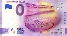 80 FORT-MAHON-PLAGE Anniversaire, 2020, Billet Euro Souvenir