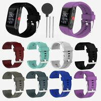 Sports Silicone Replacement Wristband Bracelet Watch Band Strap for Polar V800