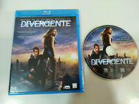 Divergente Ashley Judd - Blu-Ray + Extras Español English