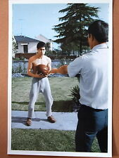 PHOTO BRUCE LEE COLLECTION N° 203 - PROMO PHOTO BRUCE LEE