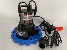 New listing Wayne Pool Cover Pump 1/4 Hp 3000 Gal / Hour Thermoplastic Wapc250 Water Remove