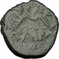 Pergamon Regal Coinage 282BC Athena Magic  & Bow Ancient Greek Coin i49670