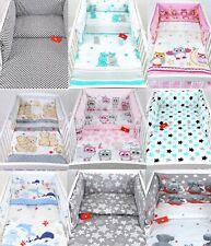 BABYLUX Kinderbettwäsche 2 Tlg. 90 x 120 cm Bettwäsche Bettbezug Babybettwäsche
