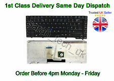 HP Compaq 6910P Laptop Keyboard UK Black Point Stick 418910-001 446448-001