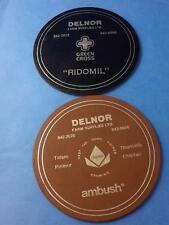 DELNOR FARM SUPPLY GREEN CROSS RIDOMIL AMBUSH CHIPMAN  COASTER LOT COURTLAND ON