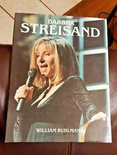 BARBRA STREISAND by William Ruhlmann (1995, Hardcover) 1st Edition