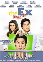 The Ex (DVD, 2007, Widescreen) Unrated Edition - Mint Condition - Fast Shipping