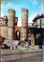 1957 cartolina GENOVA Casa di Cristoforo Colombo viaggiata