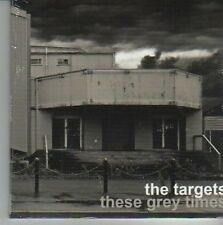 (CV578) The Targets, These Grey Times - 2010 sealed DJ CD