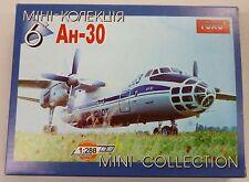 Toko 1/288 Antonov AN30 Aeroflot Prop Aircraft Model Kit