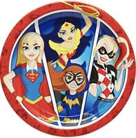 DC COMICS SUPER HERO GIRLS Party Supplies Bundles (See Selections) NEW