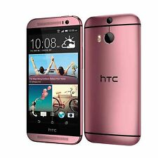 HTC ONE M8 32GB Unlocked 4G LTE Android Quad-Core 5-Inch Smart Phone -Pink Color