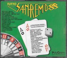 "RARO 2 CD FUORI CATALOGO "" SANREMO 88 "" OXA  BERTE  MANNOIA  MARCELLA  DENOVO"