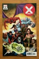 X-MEN #2 2019 RON LIM 2099 VARIANT COVER  DX 1st PRINT MARVEL COMICS NM-