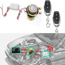 DC Car Wireless Remote Control Switch Controller Battery Power Master Kill