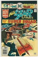 ALL STAR COMICS #60 8.5 VF+ POWER GIRL COVER