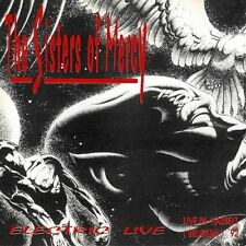 The Sisters Of Mercy - Electric Live * Hasselt (Belgium 1992) * / Goth Rock