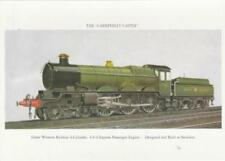 Unknown County/Country Collectable Rail Transportation Postcards