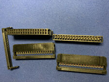 AMP AB CONNECTOR BLACK IDE IDC 34-PIN LAST ONES NEW