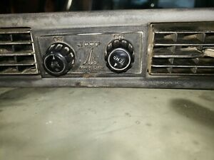 Air Conditioning Heater Parts For Jeep Wagoneer For Sale Ebay