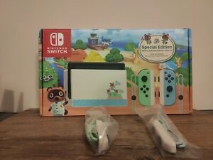 Nintendo Switch Special Edition Animal Crossing