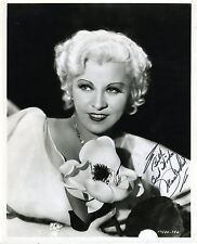 Mae WEST (Film): Signed Photograph