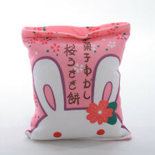 Dolls Square Pillow Cushion Toy Doll Throw Pillow Plush Rabbit Dinosaur Chicken