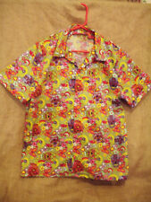 Sugar skull,Mexican,Day of the Dead,peace,love,floral,butterfly,mens shirt,S,M,L