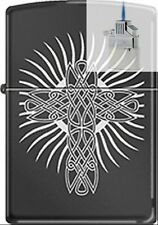Zippo CM2912 celtic design Lighter & Z-PLUS INSERT BUNDLE